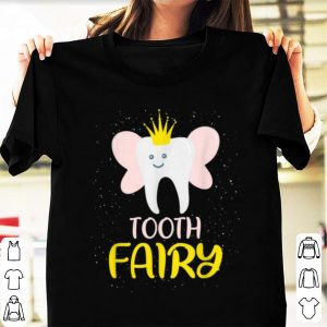 Original Cute Tooth Fairy Dental Halloween For Women Kids shirt