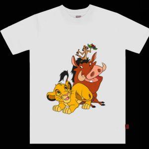 Original Disney The Lion King Young Simba Timon And Pumbaa shirt