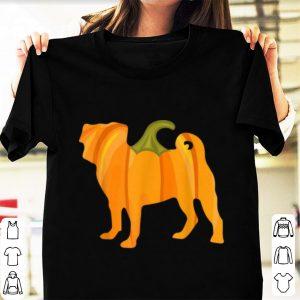 Original Halloween Pug Pumpkin Women Dog Owners Gifts shirt