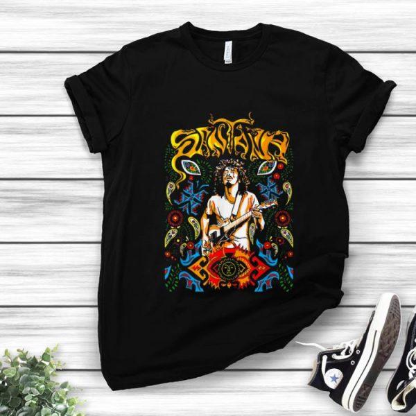 Original Make somebody happy carlos santana shirt