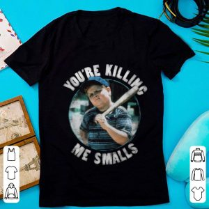 Original The Sandlot You're Killing Me Smalls shirt