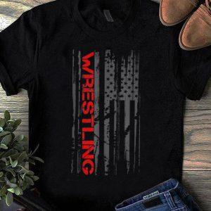 Original Wrestling Sport American Flag shirt
