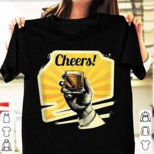 Premium Cheers Whiskey shirt
