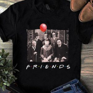 Premium Friends Horror Movie Creepy Halloween shirt