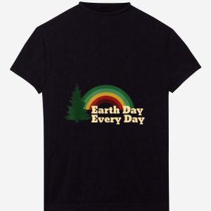 Pretty Earth Day Everyday Rainbow Pine Tree shirt