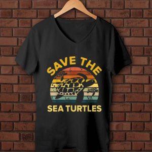 Pretty Save The Sea Turtle Vintage shirt