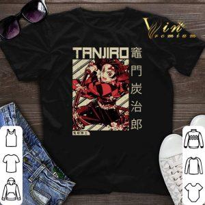 Tanjiro Demon Slayer Kimetsu No Yaiba Anime shirt sweater