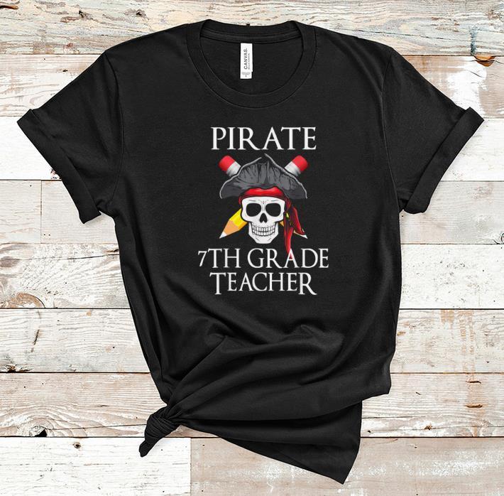 Top 7th Grade Teacher Halloween Party Costume Gift shirt 1 - Top 7th Grade Teacher Halloween Party Costume Gift shirt