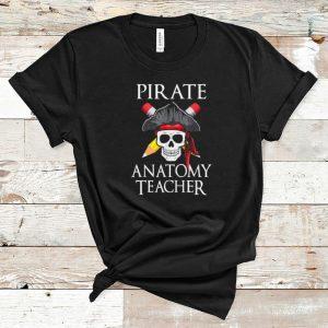Top Anatomy Teacher Halloween Party Costume Gift shirt