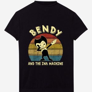 Top Bendy And The Ink Machine Vintage shirt