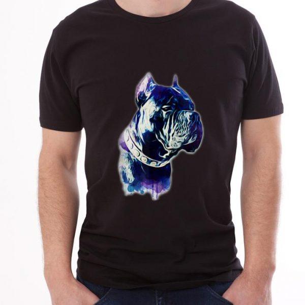 Top Cane Corso Watercolor Dog shirt