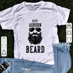 Top Keep Auburn Beard shirt