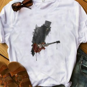 Top Slash Play Guitar shirt