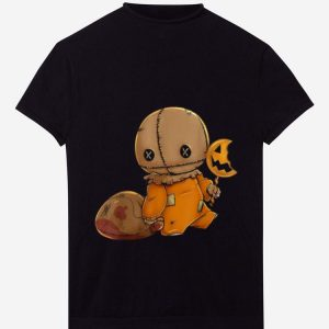 Top Trick R Treat Funny Cute Sam Halloween 2018 Costume shirt