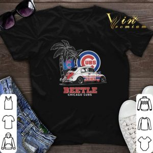 Volkswagen Beetle Chicago Cubs shirt sweater