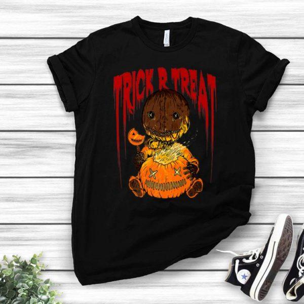 Trick R Treat Cute Sam Halloween 2019 Costume shirt