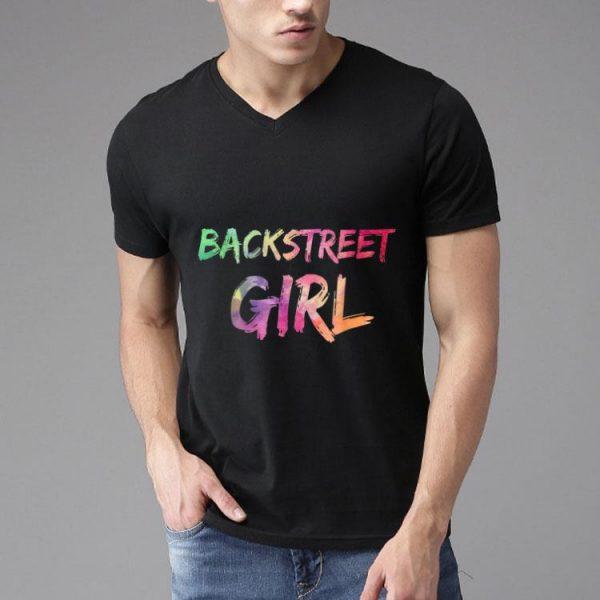 Backstreet Girl - Backstreet Boys Fan Girl shirt