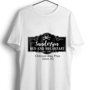 Awesome Sanderson Bed And Breakfast Children Stay Free shirt
