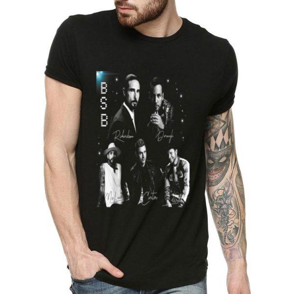 Backstreet Boys Bsb Signature shirt