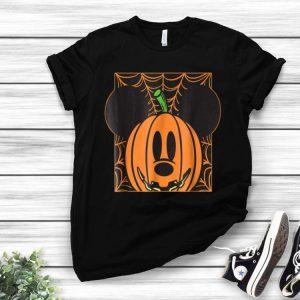 Disney Mickey Mouse Pumpkin Web Halloween shirt