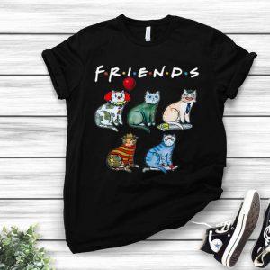 Friends Horror Cat Team shirt