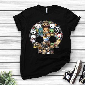 Horror Character Skull shirt