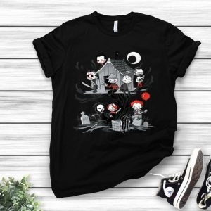 Horror Clubhouse Horror Character shirt