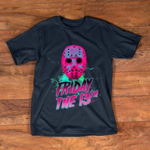 Hot Friday 13th Jason Voorhees shirt
