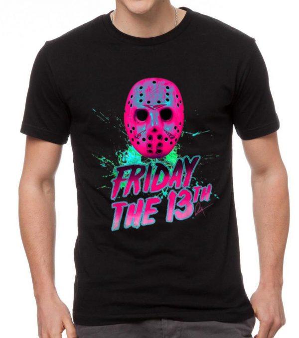 Hot Friday 13th Jason Voorhees shirt