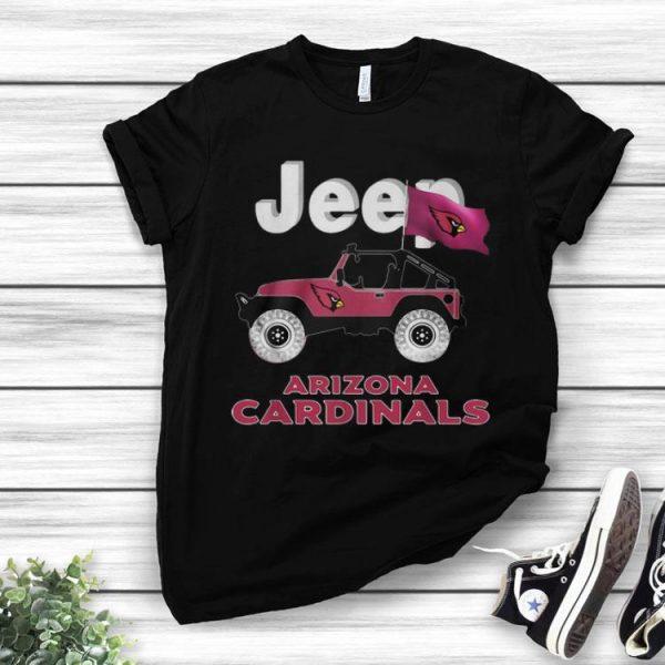 Jeep Arizona Cardinals NFL shirt