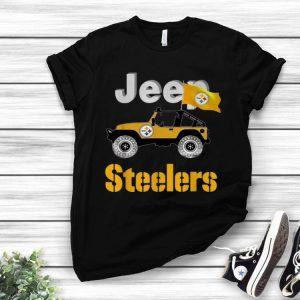 Jeep Flag Pittsburgh Steelers NFL shirt