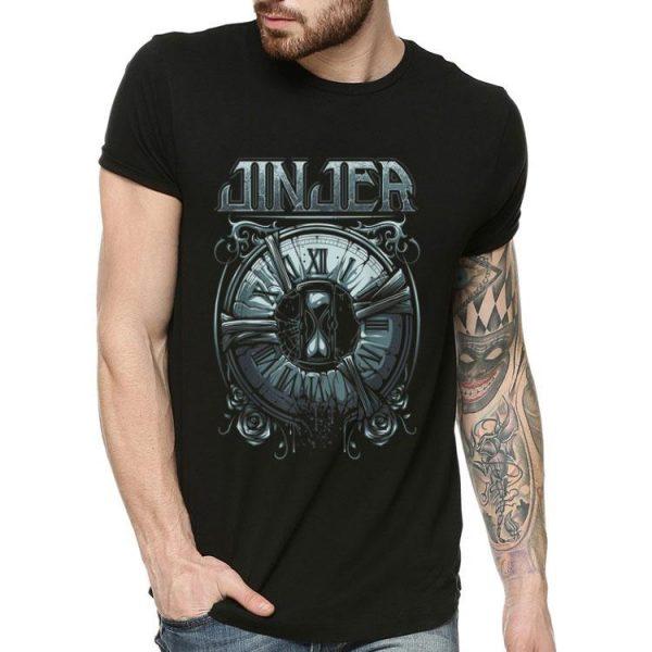 Jinjer Classic Hourglass Flower shirt