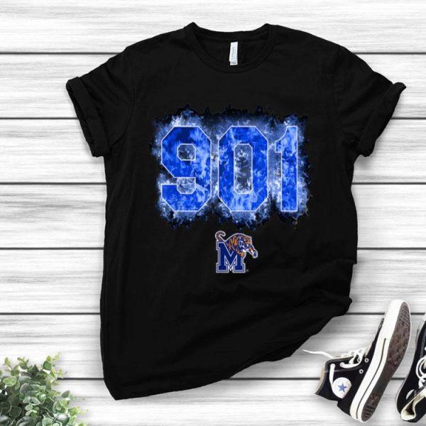 Memphis Tigers Fire Area 901 shirt