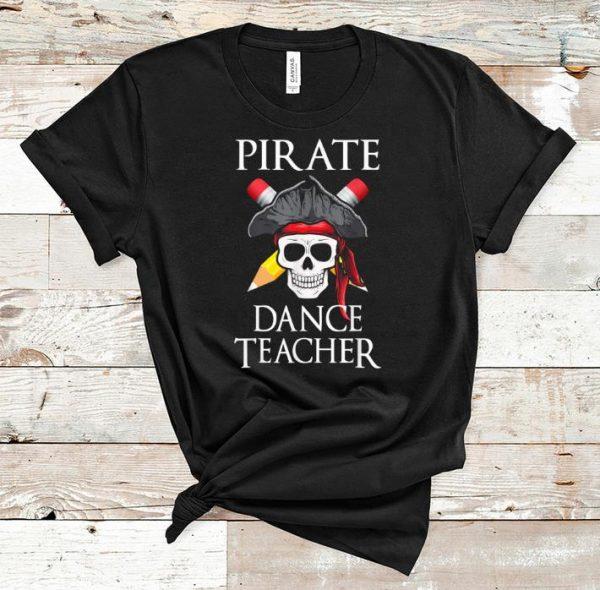Original Dance Teacher Halloween Party Costume Gift shirt
