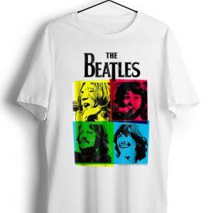 Original The Beatles CMYK shirt