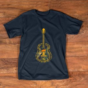 Premium Guitar Hotel california On A Dark Desert Highway shirt