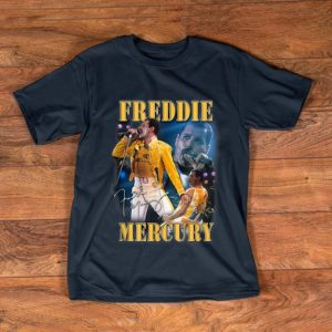 Pretty Freddie Mercury Live Homage Champion Signature shirt