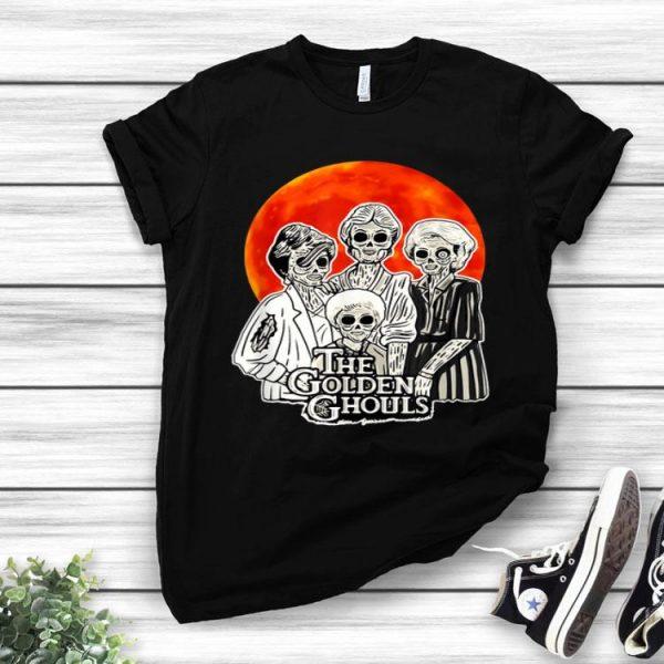 The Golden Ghouls Halloween Horror shirt