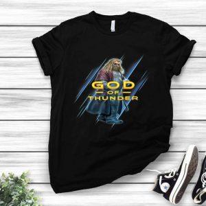Thor God Of Thunder Marvel Avengers Endgame shirt