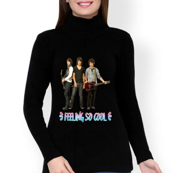 Tour Music - I Feel So Cool Happiness Jonas Brothers shirt
