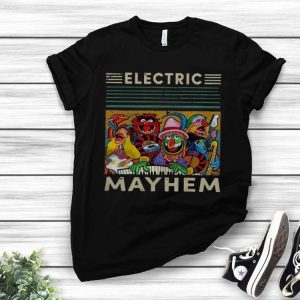 Vintage Electric Mayhem shirt