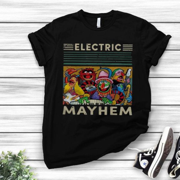 Vintage Electric Mayhem shirt