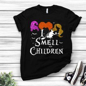 Witches Halloween - I Smell Children Halloween Costume shirt