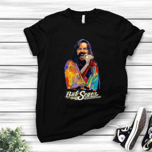 Bob Sege & The Silver Bullet Band Music Lover shirt