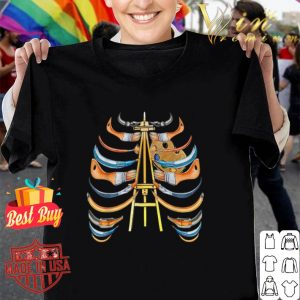 Art Bones Art I Can Feel It In My Bones Halloween shirt