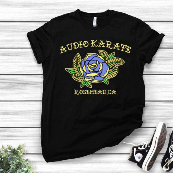 Audio Karate Traditional Rosemead CA shirt