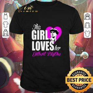 Best This girl loves her Gilbert Blythe shirt