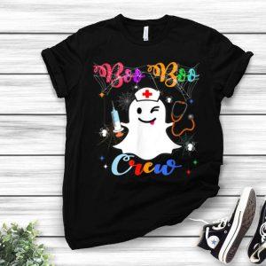 Boo Boo Crew Halloween Ghost Nurse Costume shirt