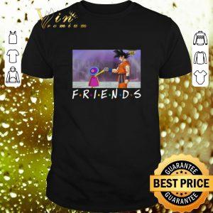 Cool Friends Goku and Zeno shirt