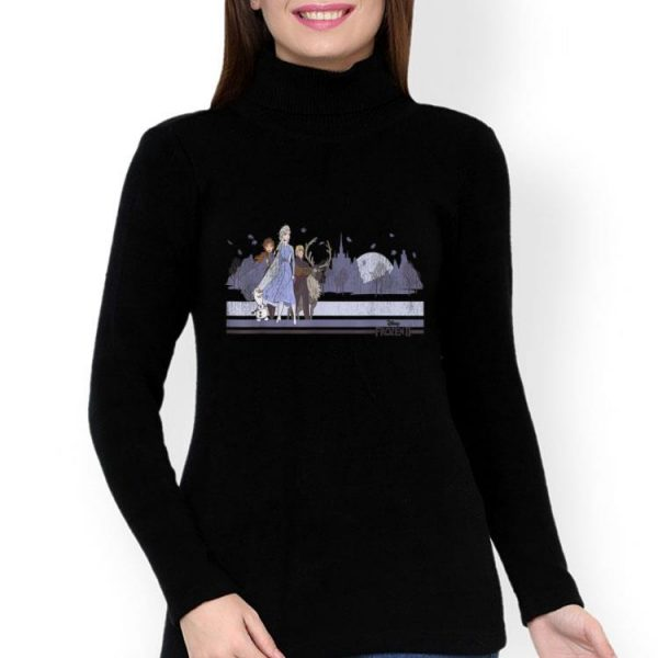 Disney Frozen 2 Elsa And Jack Frost shirt